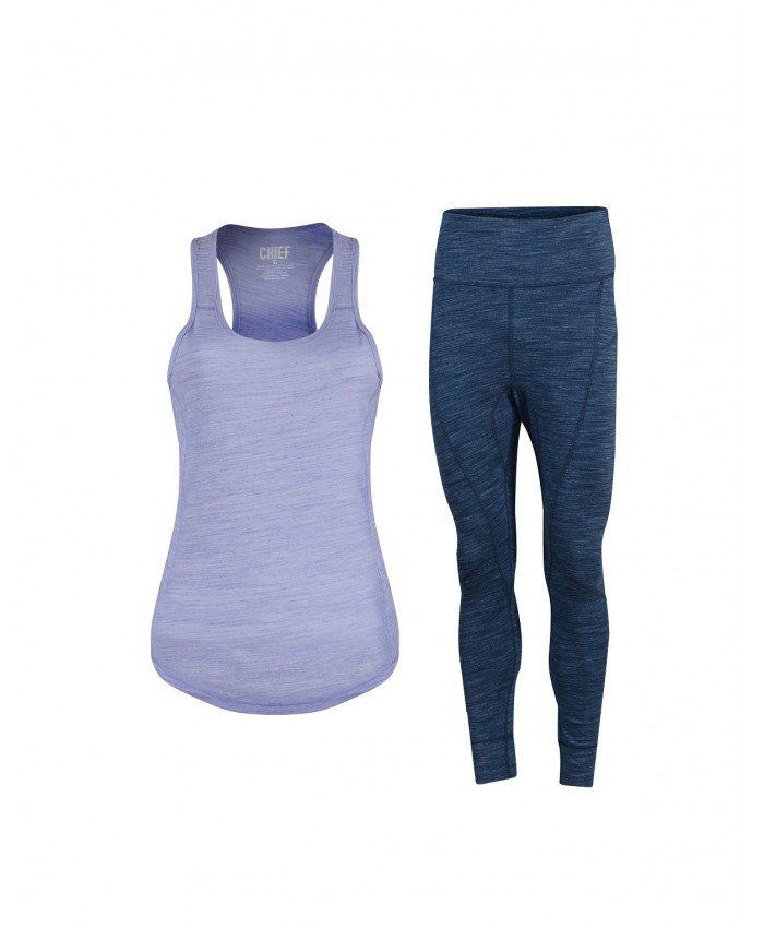 Women Yoga Top & Bottoms