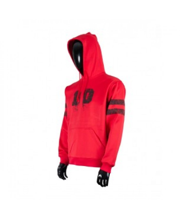 MEN'S PULLOVER HOODIE WITH BASIC