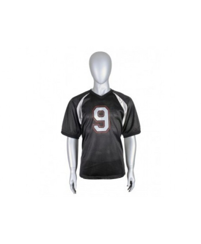AMERICAN FOOTBALL JERSEY WITH TACKLE TWILL LETTERS AND NUMBERS