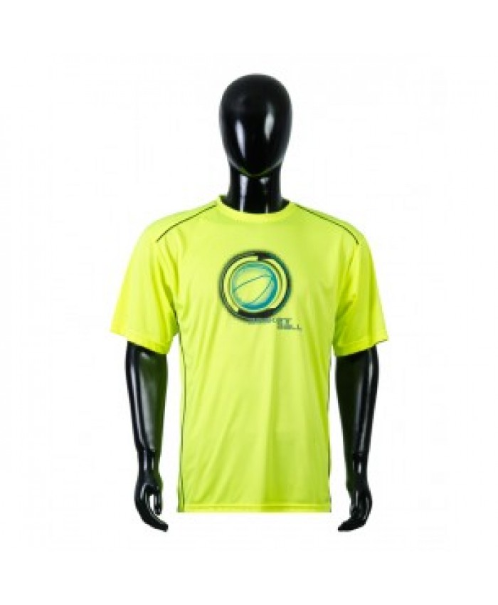 CASUAL T-SHIRT WITH FRONT BASIC PRINTING