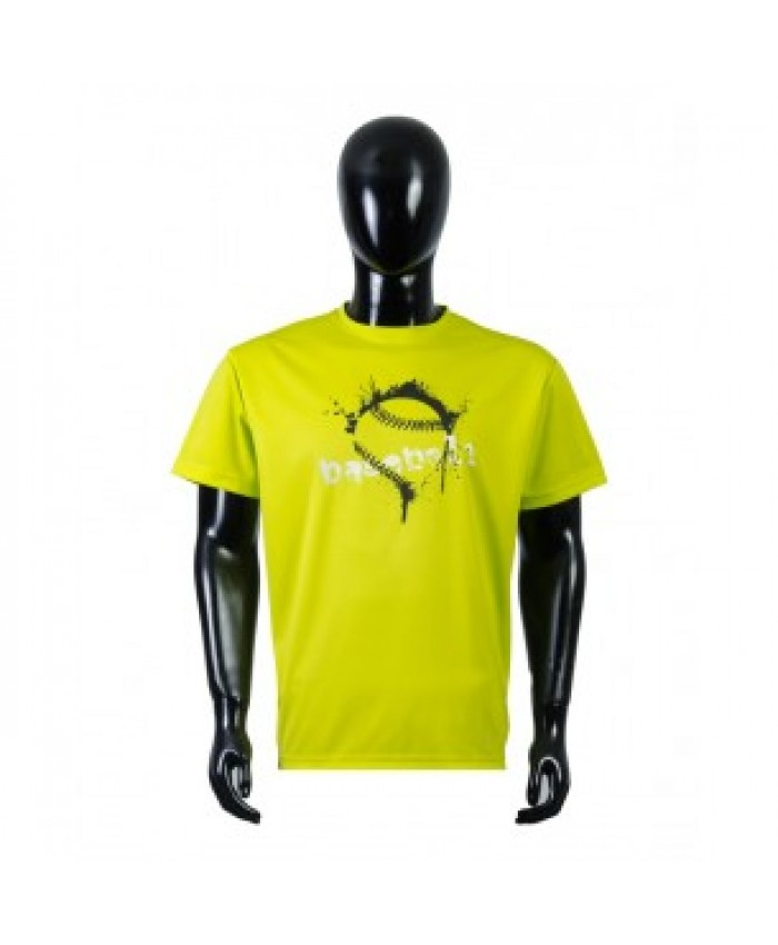 MEN'S CASUAL T-SHIRT WITH FRONT BASIC