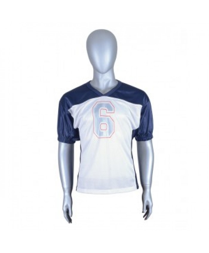 AMERICAN FOOTBALL JERSEY WITH TACKLE
