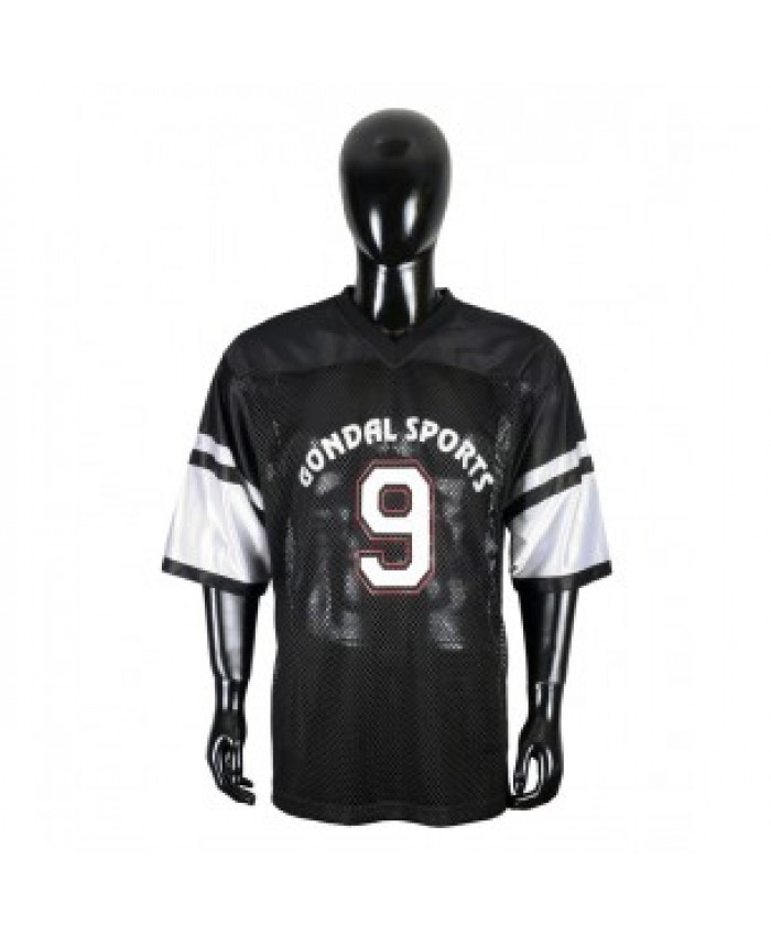 FOOTBALL JERSEY WITH TACKLE TWILL LETTERS