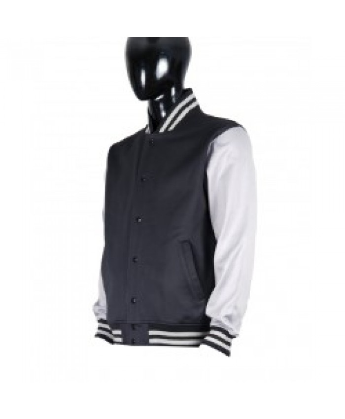 labelMEN'S BASEBALL JACKET
